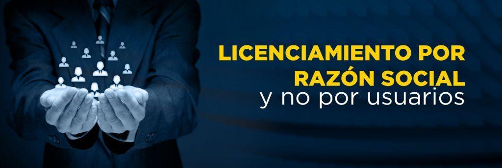 Licenciamiento ERP