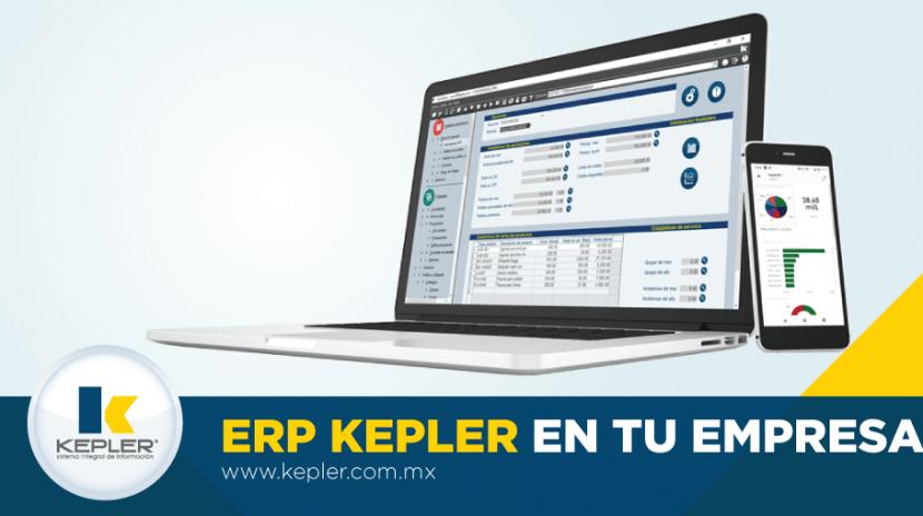 ERP KEPLER en tu empresa