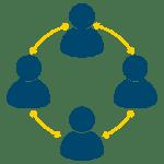 Integración de departamentos con el ERP KEPLER