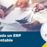 Cómo ayuda un ERP al área contable